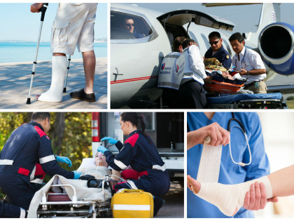 Demande d'assistance médicale chez Europ Assistance