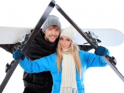 Sports d'hiver : le matériel et la préparation physique