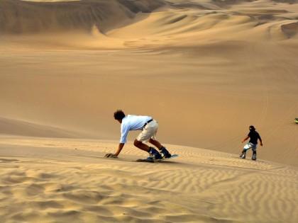 Le sandsurfing : un sport pas comme les autres