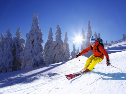 Les accidents sur les pistes de ski