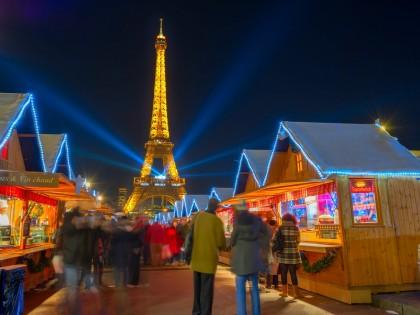 Les marchés de Noël chez nous et ailleurs
