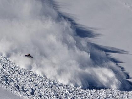 Survivre à une avalanche