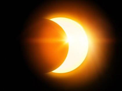 L'éclipse solaire partielle du 20 mars 2015