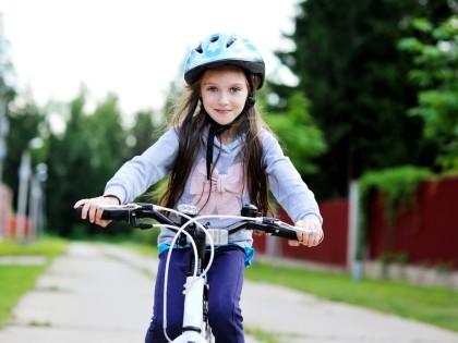 Partir à vélo à l'école en toute sécurité