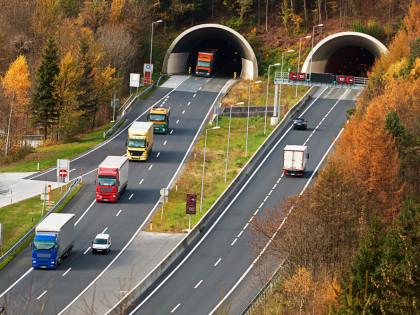 La conduite automobile dans les tunnels