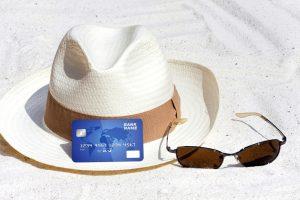 reizen en kredietkaart