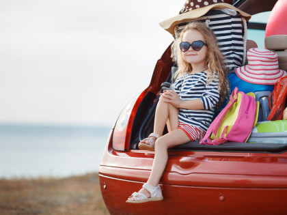 Les vacances en voiture