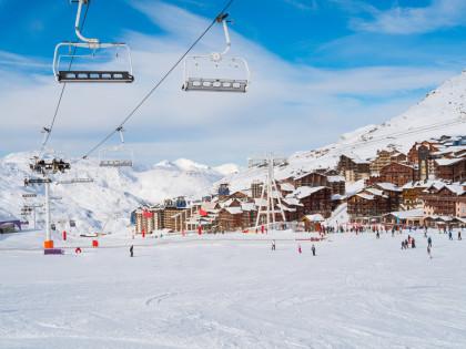 "Val Thorens élue ""meilleure station de ski du monde"""