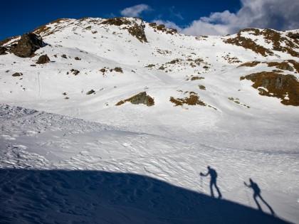 Partir à l'aventure en haute montagne