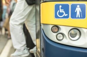 bus symboles handicap