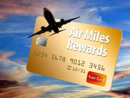 """Des """"miles"""" pour voyager en avion ou en train"""