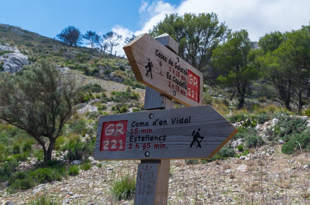 Grande Randonnée Mallorca