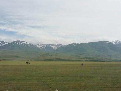 Khirghiztan et Kazakhstan