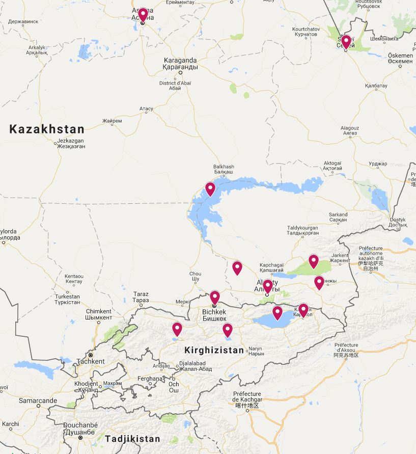 Khizighstan Kazakhstan
