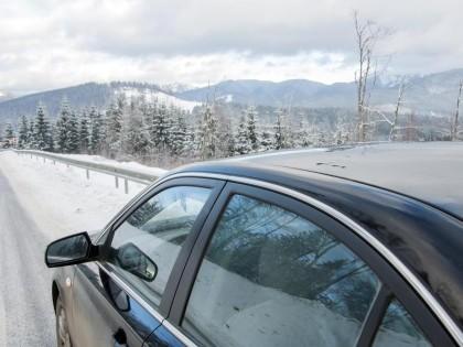 Le trafic vers les Alpes cet hiver