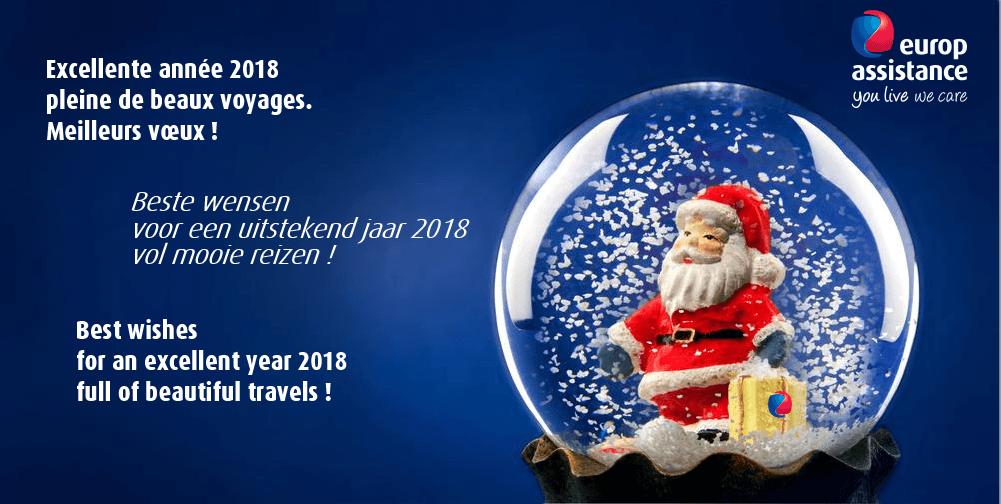 Best wishes 2018