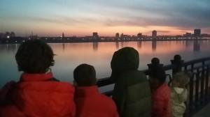Sibérie fleuve Amour