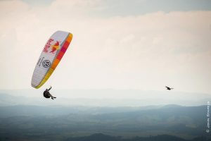 paragliden is eco-friendly