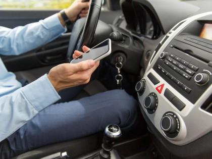GSM au volant: attention danger !