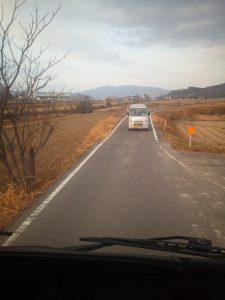 Routes Japon