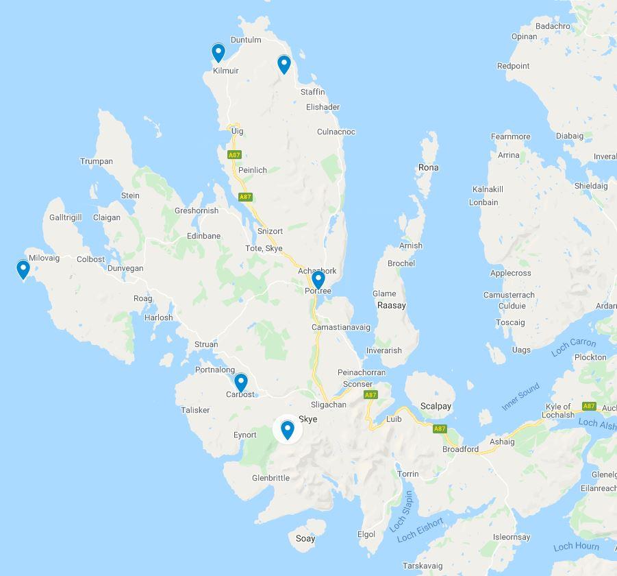 Wat te doen op Isle of Skye