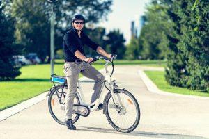 e-bike of elektrische fiets