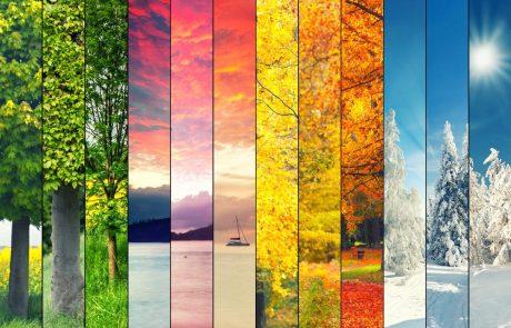 Les meilleures destinations vacances selon le climat