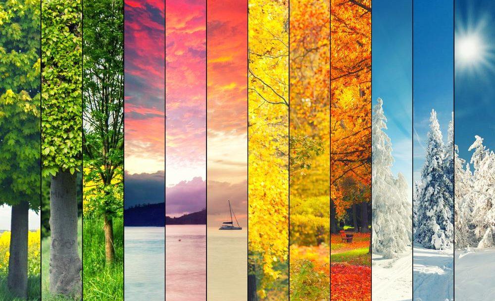 De beste reisbestemmingen volgens het klimaat