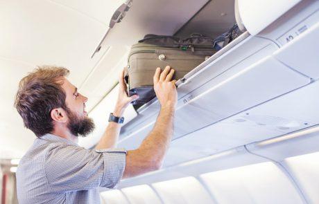Welke handbagage neemt u mee in het vliegtuig?