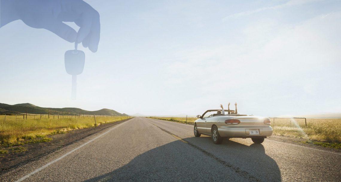 Een wagen huren in het buitenland: 6 aandachtspunten