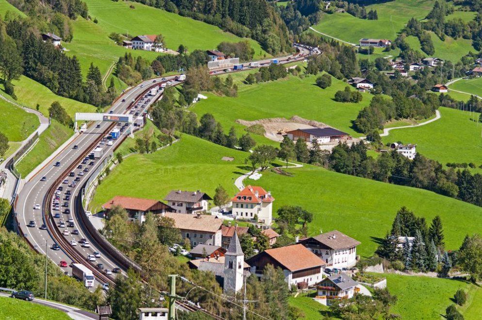 Contrôles sur les routes du Tyrol en été 2019