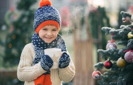 Un marché de Noël pour vos contacts proches