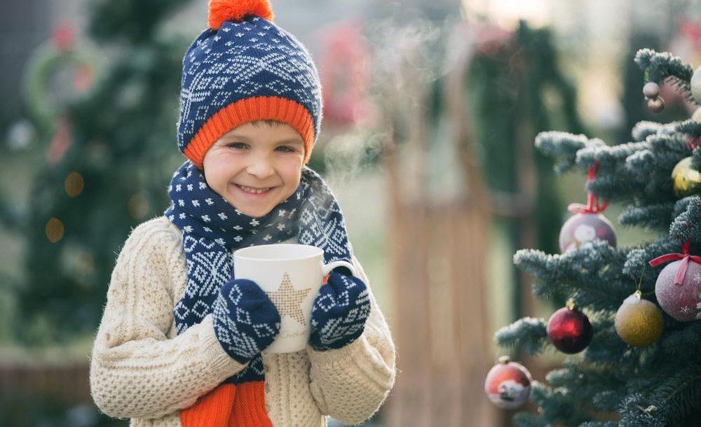 Een kerstmarkt voor je naaste contacten