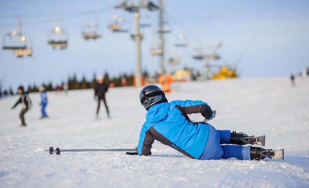 14h00 : heure dangereuse sur les pistes de ski