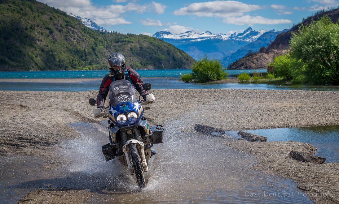 Chute à moto au Chili, Europ Assistance intervient