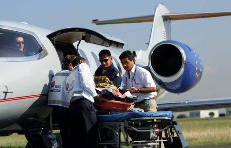 De medische repatriëring