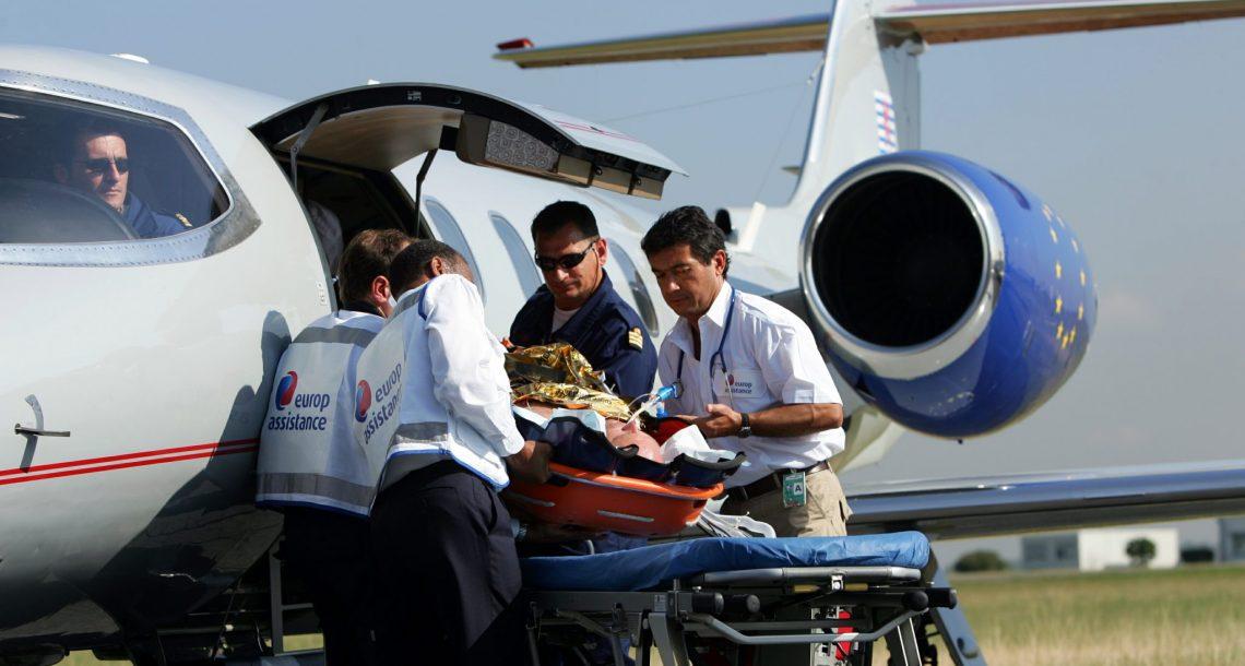 Le rapatriement médical