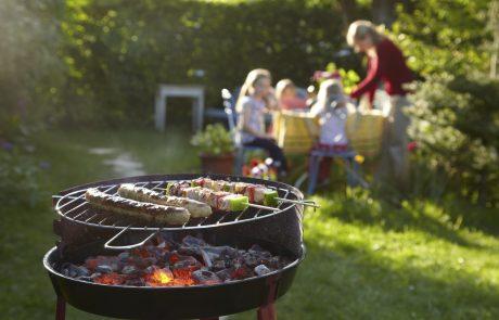 Een barbecue zonder risico's