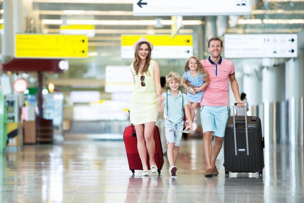 Met de beste tips op reis met het vliegtuig