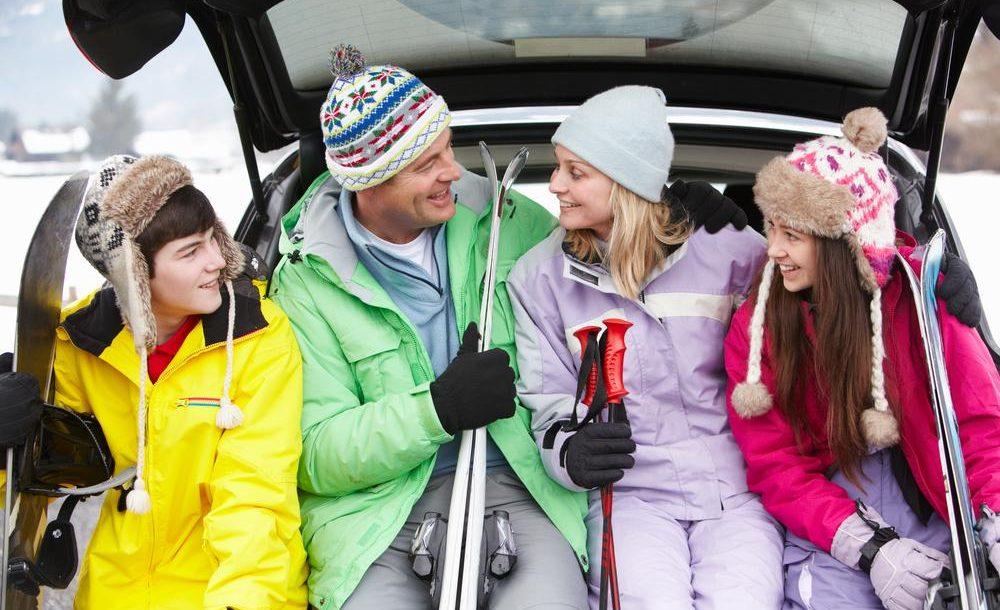 Met de beste tips naar de wintersport