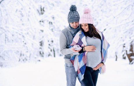 Le ski pendant la grossesse