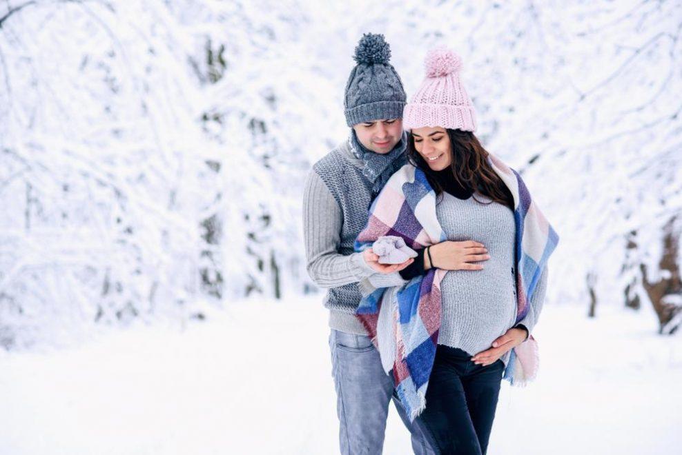 Skiën tijdens de zwangerschap