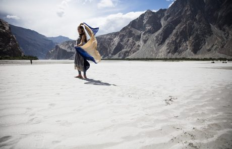 Partir seule en voyage ou à l'aventure
