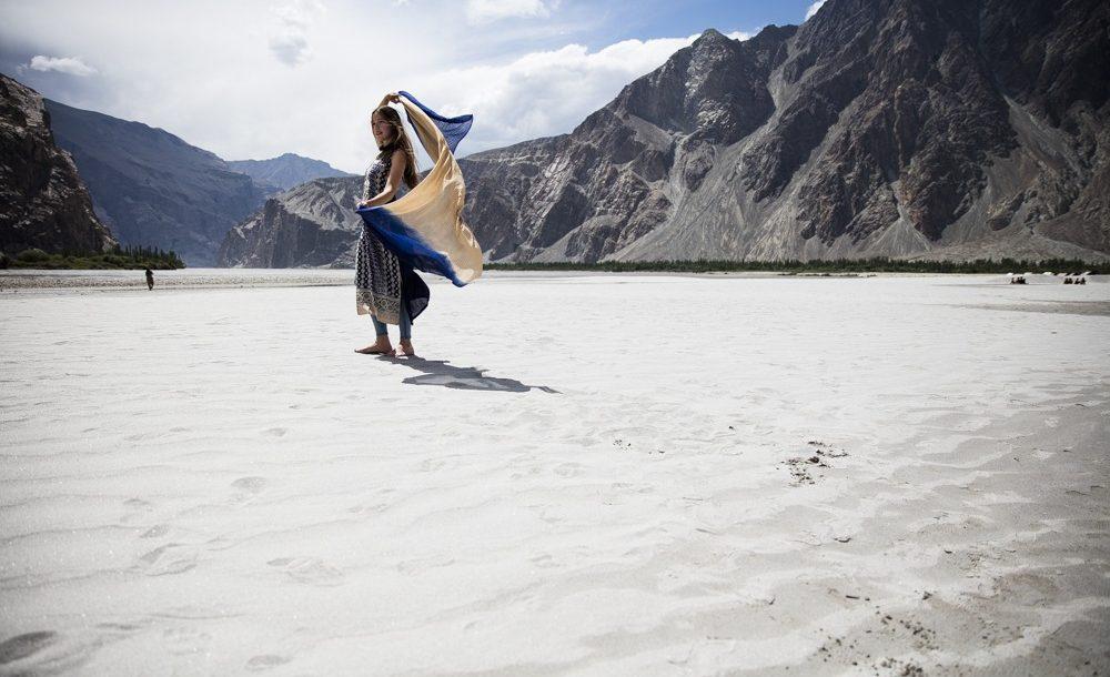 Als vrouw alleen op reis of op avontuur