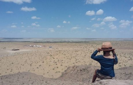 La traversée du Turkménistan et de l'Ouzbékistan