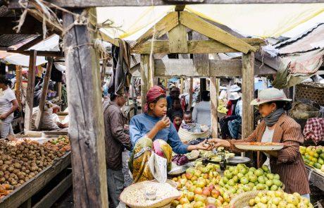Voeding en avontuurlijke reizen