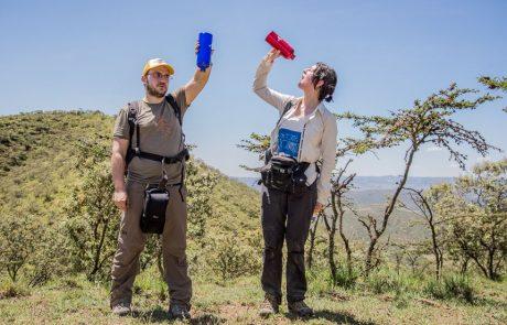 Julie et Michel, leur voyage au Kenya (1)
