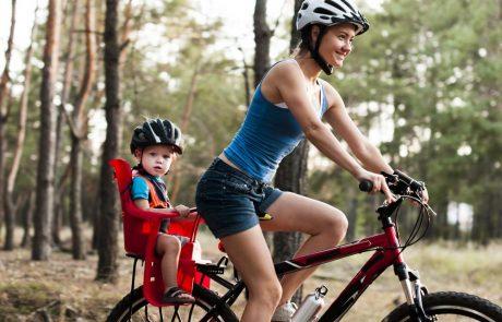 Kinderzitjes op de fiets: kies het juiste model