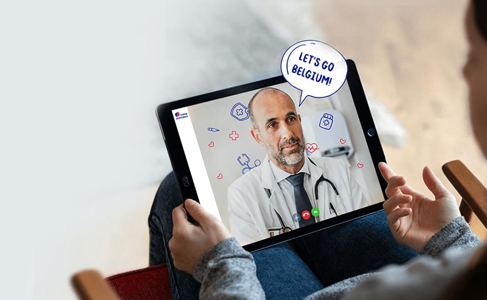 Europ Assistance lanceert het medisch teleadvies MediCall