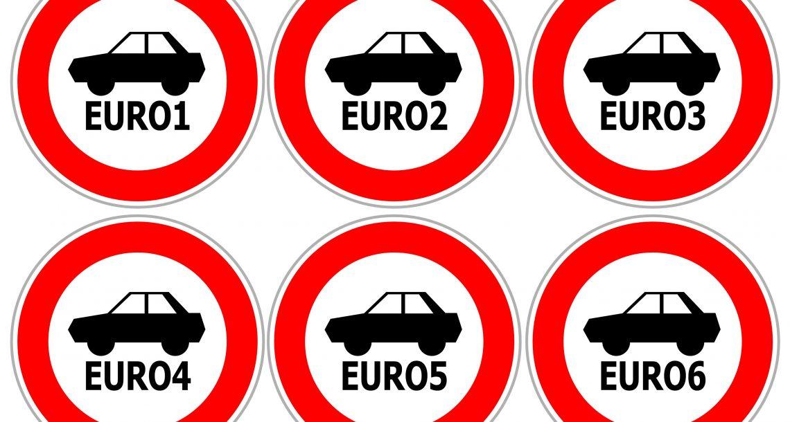 De Europese milieuzones